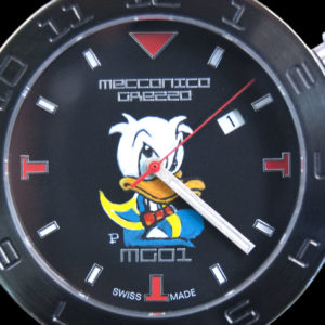 MG01 Donald Duck