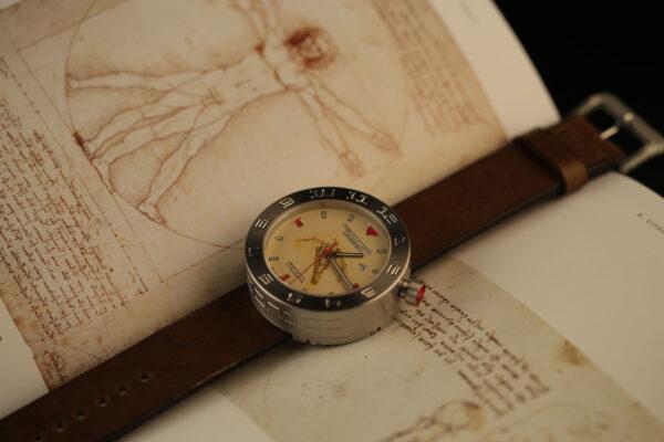 MG01 Da Vinci - Aliante